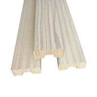 5.4宽实木罗马柱装饰线条免漆板生态板收边衣柜封边条兔宝宝