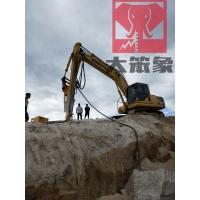 深圳小型挖機也可以改裝鉆機大笨象牌YD652挖改鉆