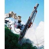 挖機改鉆系列中小型挖機改液壓鑿巖鉆機潛孔鉆機