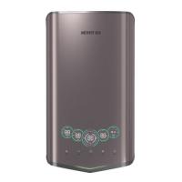 沐克速热式电热水器 恒温速热热水器 节能省电挂式电热水器