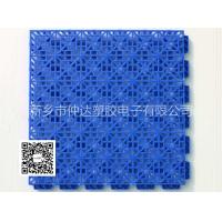 仲达塑胶悬浮式拼装地板价格 篮球场专用 河南新乡