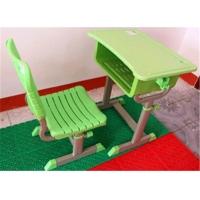 学校课桌椅 睿学卓艺塑胶课桌椅 塑胶加工