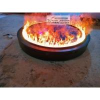 圓環形霧化壁爐火焰 3d霧化壁爐SJ品牌工廠