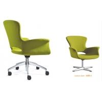 定型棉休闲椅,布艺办公椅