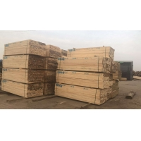 木方 选智森木材 辐射松建筑木方 四面见线 不易断 价格给力