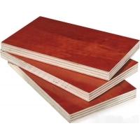 热销全松木建筑模板 建筑红模板 木板材 高质量酚醛胶 胶合板