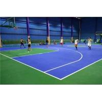 广州硅PU篮球场施工建设及塑胶篮球场材料生产