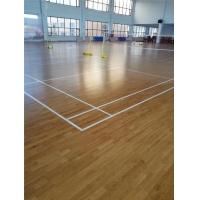 木地板篮球场及木地板羽毛球场施工建设