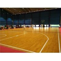 室内羽毛球场-室内木地板羽毛球场专业建设