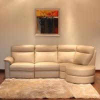 凯撒家具真皮沙发C56