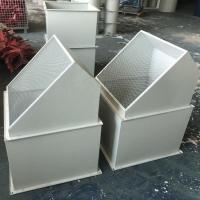 浙江伊贝WEXD-500D4/380V边墙式轴流风机排风机