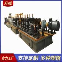結構用管焊管設備 飲用食品級管焊管機 廠家直供