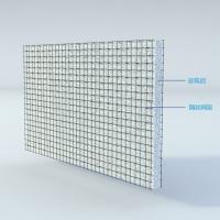 PCI珍珠岩钢丝网架轻质隔墙板防火防水隔音