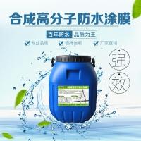 工程建筑防水合成高分子防水涂料施工工艺