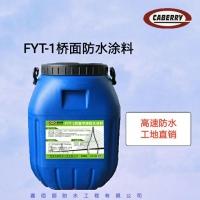 FYT-1橋面防水涂料道橋工程全面防水材料