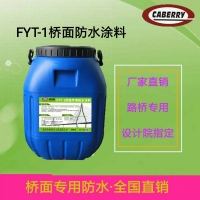 FYT-2桥面防水涂料 中铁专有定制防水