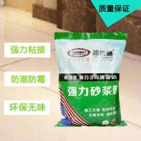 粘結專用強力砂漿膠廣東品牌背膠廠家生產