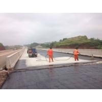 天桥改造工程高聚物改性沥青防水涂料施工使用手法