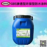 GBS渗透型环保型防水涂料专用于高速桥梁防水层施工