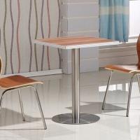 成套学校餐厅连体餐桌椅职工食堂餐桌椅快餐店餐桌