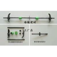 止水螺杆 三段式止水螺杆 手动拆卸 快捷方便