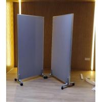 绿静移动声屏障吸声板墙面悬挂吸声降噪板家庭影院墙体