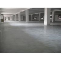 厂房金刚砂耐磨停车场环氧地坪完工后该如何养护