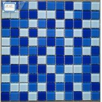 25x25泳池马赛克 玻璃马赛克 陶瓷马赛克 泳池瓷砖