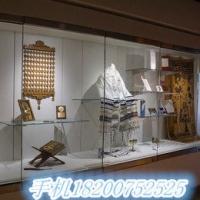 隆城展示博物馆展柜制作价格 文物展柜生产价格