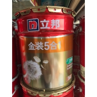 武汉代理批发 立邦金装净味五合一内墙乳胶漆