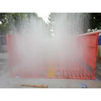 南昌百耀工地渣土车自动洗轮机NCXLJ-1