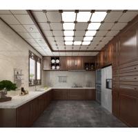 海创新中式厨房吊顶