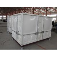 河北衡龙玻璃钢组装水箱 消防水箱支持定制