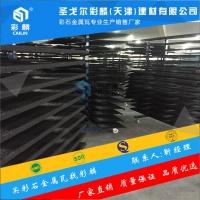 青海黃南州金屬瓦型號和規格