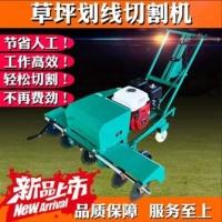 能切草皮块的机器草皮切块机种草坪切线机草皮切块机
