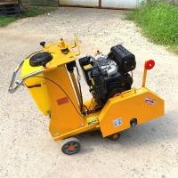修路专用汽油机马路切缝机 混凝土路面切割机