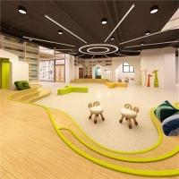 厂家直销幼儿园地胶 环保耐磨PVC地板 加厚商用塑胶地板舞蹈