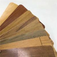 廠家批發1.8mmPVC加厚木紋自粘PVC地板加厚地板革木紋