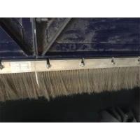 焦化厂推焦车钢刷密封 焦炉金属丝钢刷密封