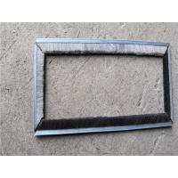 水泥厂篦冷机风室钢丝条刷密封 金属丝柔性密封材料
