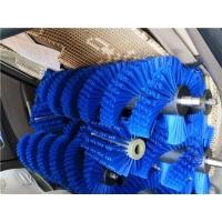 金属丝毛刷辊 植绒机毛刷辊 收割机毛刷辊-江南刷业