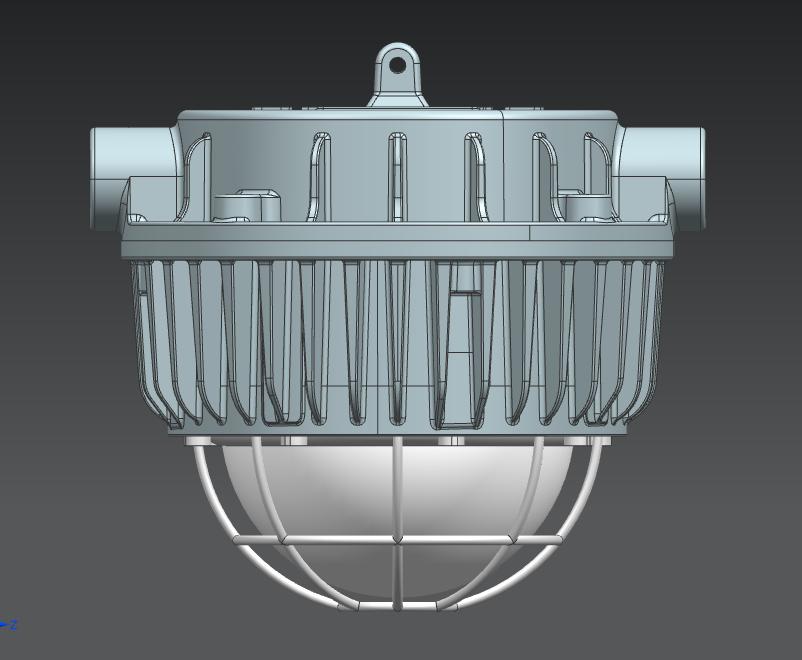 矿用隔爆型LED支架灯 不锈钢支架灯 24W矿用支架灯 DG