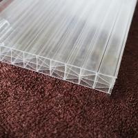 pc塑料蜂窝阳光板 结实耐用温室大棚采光板 透明阳光房 质保