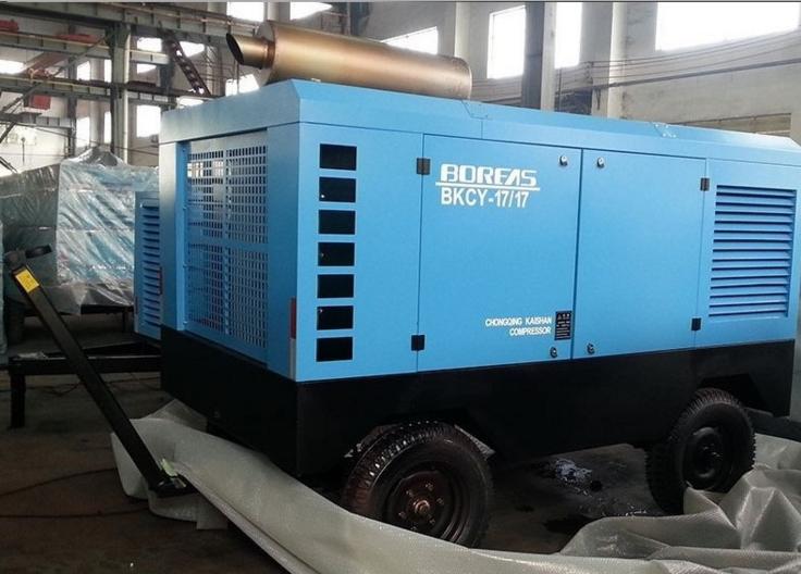 电动移动式空压机 柴油移动式空压机