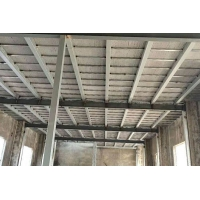 甘肃板钢结构夹层板建筑隔层用