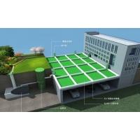 法莱网格型雨水回收系统  FLY防排一体化