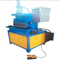 货架喷粉铁管电镀管自动轮管机 液压滚槽机