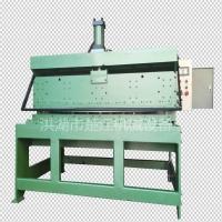 1.5米大型金属网片防护网架液压切边机 快速剪边机