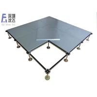 陶瓷防静电地板|全钢防静电地板|防静电高架活动地板