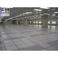 机房防静电地板品牌_防静电高架地板安装_深圳防静电地板